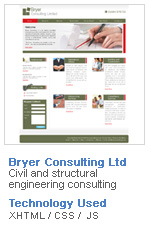 Bryer Consulting Ltd
