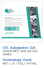 STL Automotive Solutions Ltd